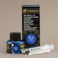 Ink Refill 25ml RoyalBlue,BL6