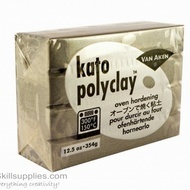 KatoClay Silver12.5oz
