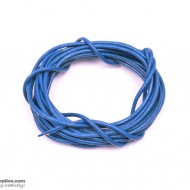 LeatherCord Blue