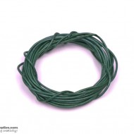 LeatherCord DarkGreen