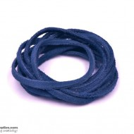 LeatherCord Suede OxfordBlue