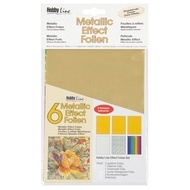 Metallic Effectfoil set 6pc Classic