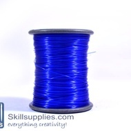 Nylon cord 0.3mm ultramarine,100 mts