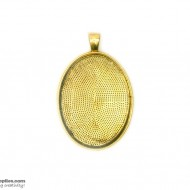 Pendant Tray24 Gold