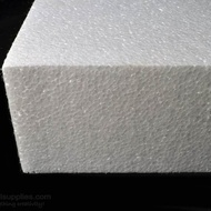 Polystyrene block 100 mm,8kg density