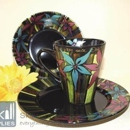 PorcelainLiner CarmineRed