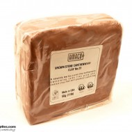 Pottery Clay Ceramic Low-fire Brown Stone Earthenware No.29 (5kg)