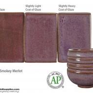 Pottery High Fire Glaze PC-57 Smokey Merlot