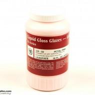 Pottery Low Fire Glaze LG-52 Petal Pink