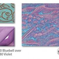 Pottery Underglaze V-380 Violet