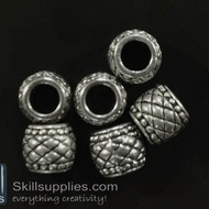 Spacers Antique Silver 4
