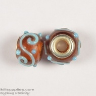 Super fancy glass beads 3