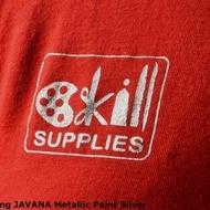 TextilePaint Metallic Silver