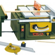 Table saw FET