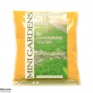 Artificial Ground Cover Golden Yellow Fine 250g