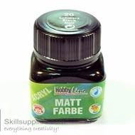 CraftAcrylic BLACK Matt