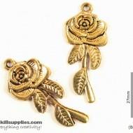 Gold Charm 2