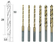 HSS Twist Drill Set 2
