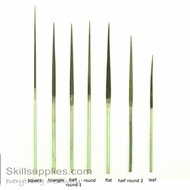 Needle file set 2