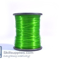 Nylon cord 0.3mm green,100 mts