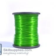 Nylon cord 0.3mm green,100 mts