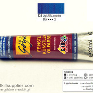 OilColour Light UltramarineBlue 20ml