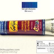OilColour Light UltramarineBlue 20ml