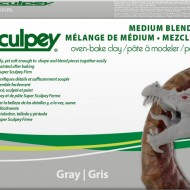 PolymerClay SuperSculpey Medium Blend