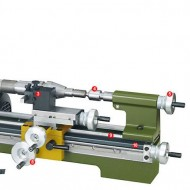 Precision lathe PD 400