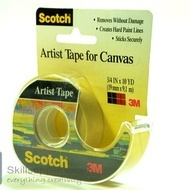 Scotch Tape,canvas