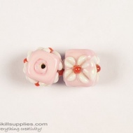 Super fancy glass beads 24