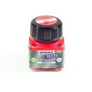 TextilePaint Metallic Red