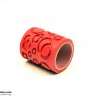 "Texture Roller 2.5"" wide Circular"