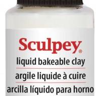White Liquid Sculpey