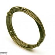 Jewellery Wire Antique Gold,Gauge No.16