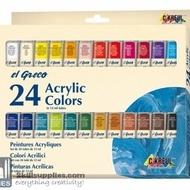 EG AcrylicColor Set24