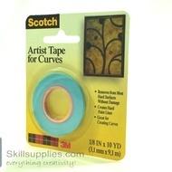 Artist tape,Curves