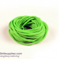 Craft cord green 5m