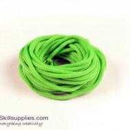 Craft cord green 5m