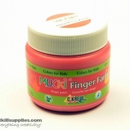 Fingerpaint Red
