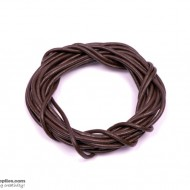 LeatherCord DarkBrown