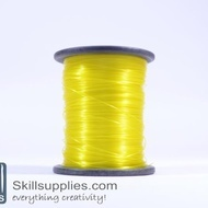 Nylon cord 0.3mm yellow,100 mts