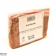 Pottery Clay Air-Dry Gray 1kg