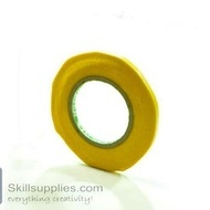 Rice paper tape Yellow 3mm
