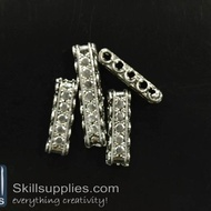 Spacers Antique Silver 2