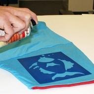 TextileSpray Blue