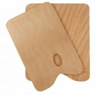 Wooden Palette 20X30cm,Rectangle3mm