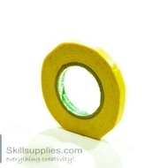 Rice paper tape Yellow 6mm