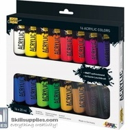 Artist AcrylicColor Set16