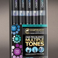 Chameleon 5 Pen CoolTones Set